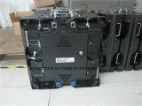 Indicador de diodo emissor de luz P4 com definição elevada para a cor cheia interna (256*128mm)