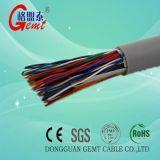 Cables multi de la comunicación del Ug de los pares con la aprobación de alta velocidad IEC11801