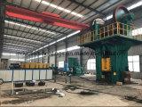 中間周波数の誘導の棒棒の鋼片のための熱い鍛造材機械炉