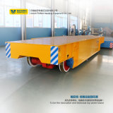 Transport de transport motorisé par chariot de transfert de grenaillage (BJT-10)