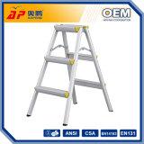 3 Jobstepp-heller beweglicher Aluminiumjobstep-Stuhl Ap-2103