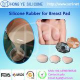 Gel líquido do silicone para a fatura das almofadas do sutiã do silicone
