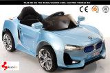 Автомобиль моторов автомобиля игрушки младенца батареи с дистанционным управлением 12V с светом