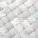 Новая мать конструкции стены мозаики раковины перлы
