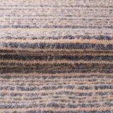 Tessuto del jacquard, tessuto poliestere/delle lane per il cappotto di inverno