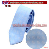 Corbata de seda Poliéster escuela corbatas Corbata Accesorios de cable (B8006)