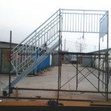 Scala d'acciaio esterna galvanizzata da vendere