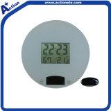 Escala eletrônica da cozinha do agregado familiar com temperatura e Humidty do pulso de disparo