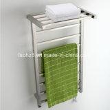 Échelle de serviette en acier inoxydable Radiateur de salle de bains en design carré