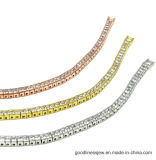3A 백색 CZ (BT6553)를 가진 Bling 925 순은 Bracele