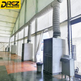 Drezスポーツ・センターの空気によって冷却されるスリラーのための20トンの換気、冷却及び加熱部