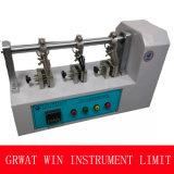 Standars en cuir fléchissant la machine de test de résistance (GW-001)