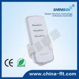 Interruttore senza fili di telecomando dei quattro canali per tutti i generi di indicatori luminosi 220V o 110V
