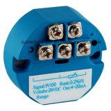Transmissor Integrated da temperatura com par termoeléctrico ou resistência térmica 4-20mA