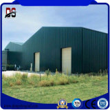 Het prefab Pakhuis van het Staal van de Gebouwen van het Metaal voor de Garage van het Metaal