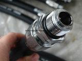 Boyau en caoutchouc à haute pression qualité hydraulique de boyau de SAE 100 de meilleure