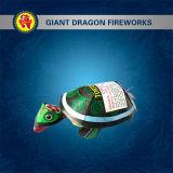 Fuegos artificiales de la novedad de los fuegos artificiales del juguete de los fuegos artificiales de la tortuga