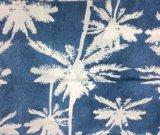 Leinen/Baumwolle mischten Gewebe gedrucktes Gewebe für Kleid und Hauptgewebe