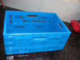 China Professional Plastic Injection Mould for Foldable Crate (WBM-2010010)