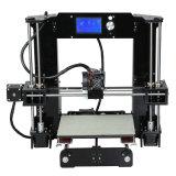 Stampante da tavolino veloce multifunzionale 3D di Fdm DIY del prototipo del rifornimento per il PLA dell'ABS