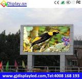 Placa de indicador do diodo emissor de luz da propaganda Outdoor-Fullcolor-DIP-P10