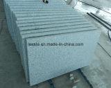 타오른 치자나무 백색 화강암, Landcacpe를 위한 Graniet 마루 도와