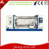 Prezzo di fabbrica della macchina utensile del tornio del filetto di tubo di CNC del tubo di olio Qk1322
