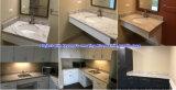 Верхние части гранита реки белые для кухни & ванной комнаты