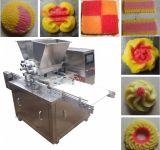 2016 bolinhos bicolores o mais tarde enchidos que fazem a máquina/que Encrusting a máquina