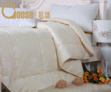 Goose Down Quilt with 90% Goose Down (90-14DR)