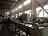 Espulsore di plastica e plastica di Granualting che pelletizzano riciclando macchina