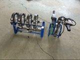 Macchina manuale della saldatura per fusione di estremità del tubo dell'HDPE Sud250m-4