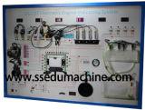 Matériel de formation électronique de panneau de démonstration de système de régulation d'engine