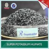 Ácido Humic elevado de Humate Fulvic do potássio super de 98%