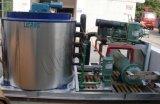 Lier 25t Flocken-Speiseeiszubereitung-Maschine mit Hanbell Kompressor