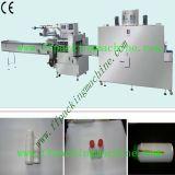 De volledige Automatische Fles krimpt de Machine van de Verpakking van de Stroom/krimpt Verpakkende Machine