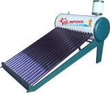 Neuer Vakuumgefäß-Solarheißwasserbereiter des Produkt-300L nicht druckbelüfteter