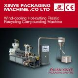 Ветр-Охлаждая горячая пластмасса вырезывания рециркулируя смешивающ машину