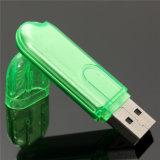 Memória Flash do USB 2.0 do plástico 4GB para o presente da promoção