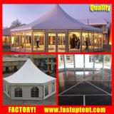 Tente hexagonale de pinacle de Gazebo d'usager d'octogone de Morrocan à vendre