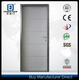 Tiras de alumínio decorativas israelenses Residencial Metal Segurança Interior Porta de aço