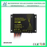 12V 5A PWM impermeabilizan el regulador solar sin hilos de la carga de la luz de calle con el programa piloto del LED (QW-SR-DH20)