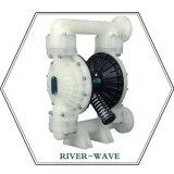 Легкий пневматический насос управления широко используемый