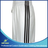 Quicky Dry Polyester Abitudine-ha fatto Sublimation Lacrosse Sports Shorts per Team