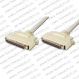 Type de moulage SCSI Mdr 68pin Cable