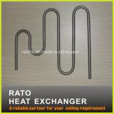 水暖房のためのアルミニウム管の熱交換