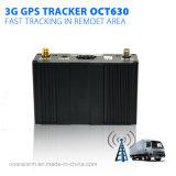 perseguidor 3G con capacidad estable y rápida de la transmisión de datos