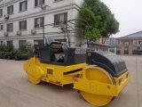 8-10 톤 도로 롤러 쓰레기 압축 분쇄기 (2YJ8/10) 바퀴 로더
