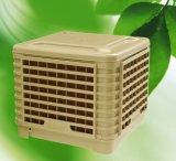 Refrigerador de ar evaporativo montado telhado da água para o sistema refrigerando