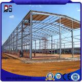 Marco prefabricado de la construcción de la estructura de acero